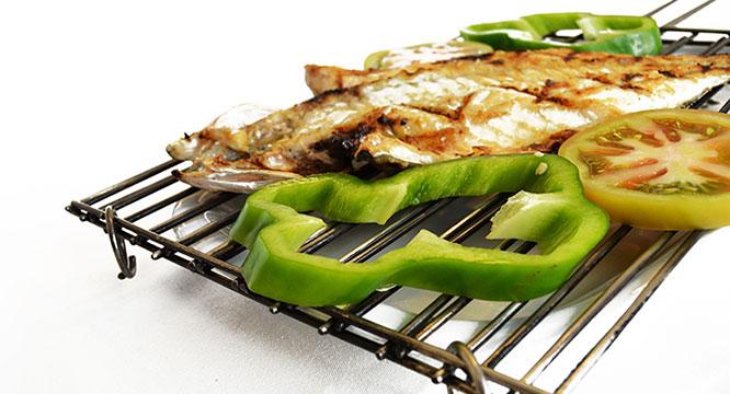 peixe na brasa Restaurante em Matosinhos Marisqueira o Marujo