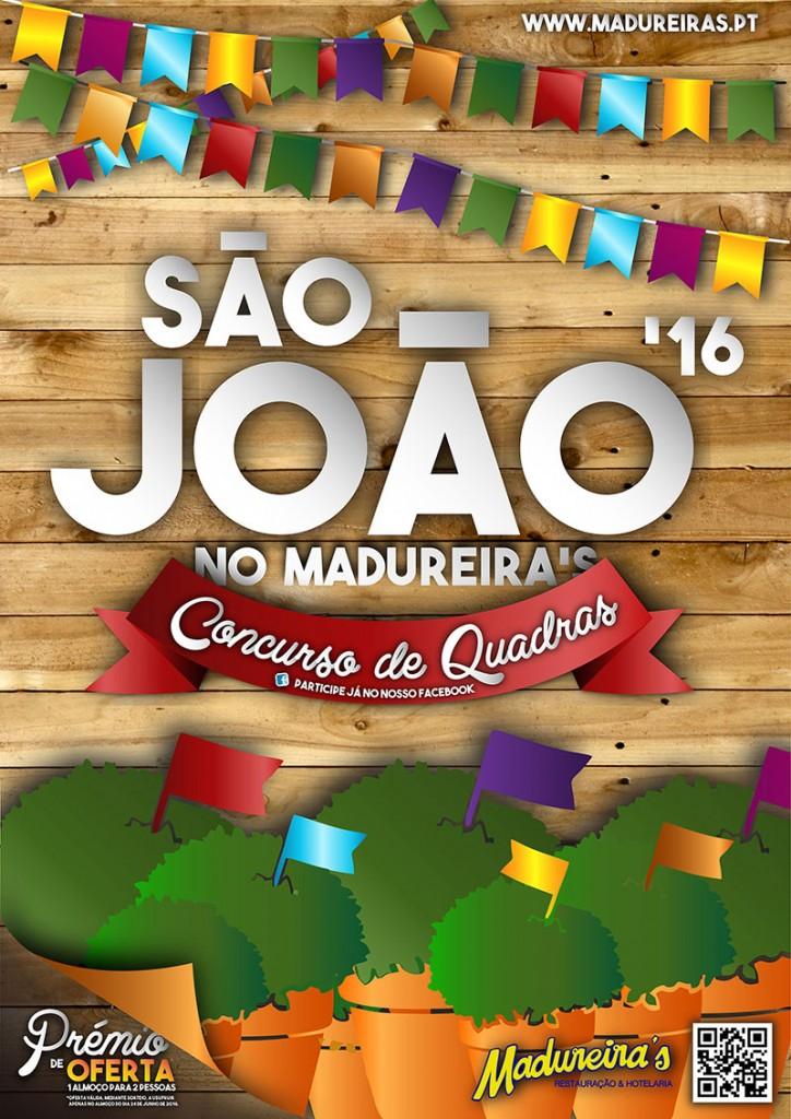 São João 16