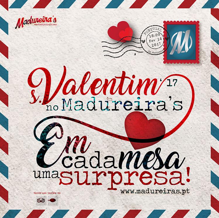São Valentim no Madureiras