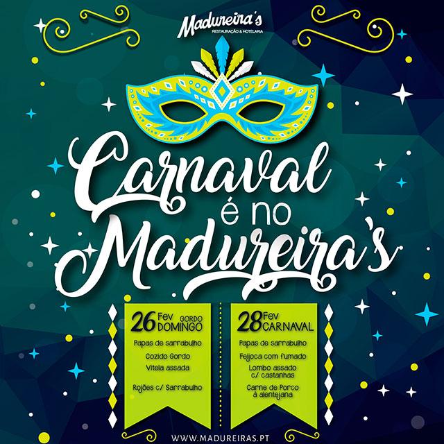 Carnaval é no Madureiras