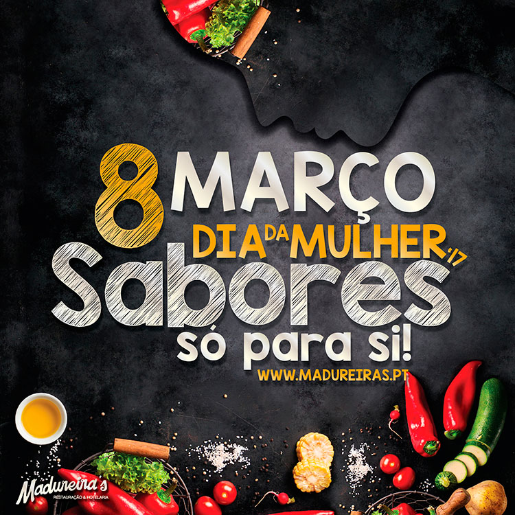 Dia da Mulher - 8 de Março